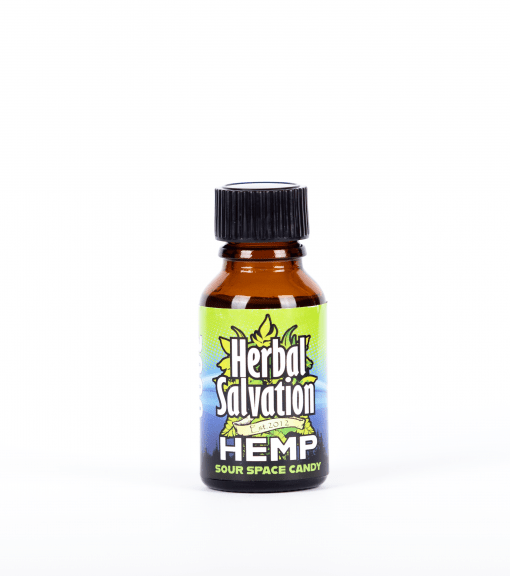 Herbal Salvation Sour Space Candy Hemp Extract