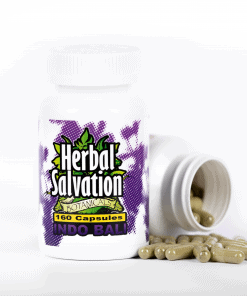 Herbal Salvation Indo Bali Kratom Capsules