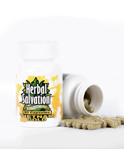 Herbal Salvation Vietnam Gold Kratom Capsules