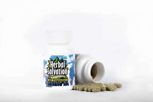 Herbal Salvation Maeng Da Kratom Capsules