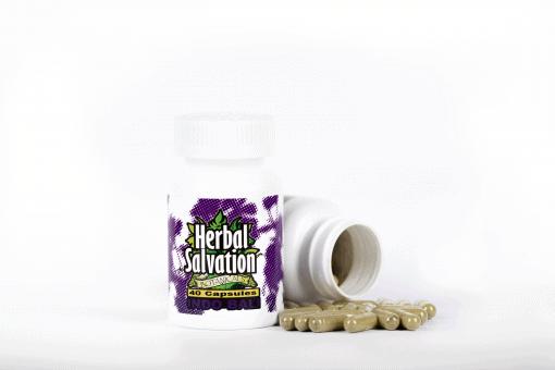 Herbal Salvation Indo Bali Kratom Capsules
