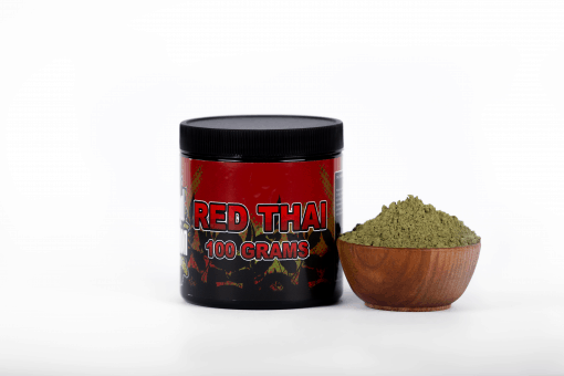Herbal Salvation Red Thai Kratom Powder