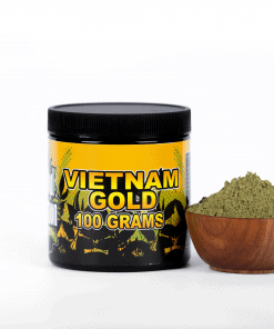 Herbal Salvation Vietnam Gold Kratom Powder