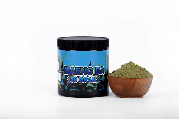 Herbal Salvation Maeng Da Kratom Powder