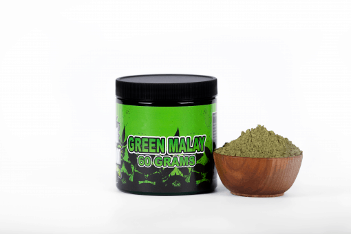 Herbal Salvation Green Malay Kratom Powder