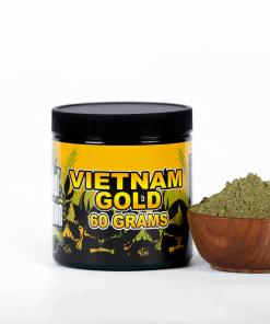 Herbal Salvation Vietnam Gold Kratom Powder