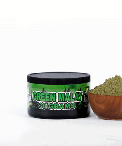 Herbal Salvation Green Malay Kratom Powder